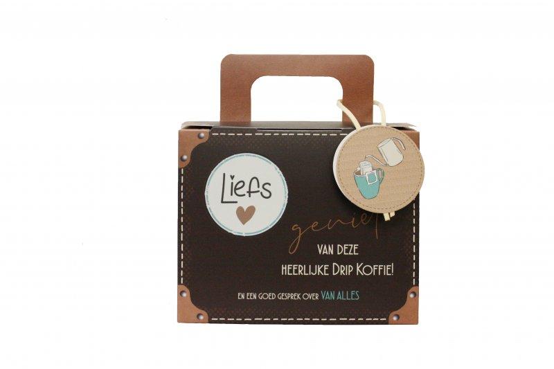 Drip Koffie: Liefs