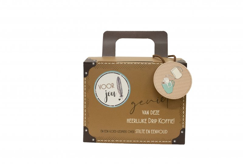 Drip Koffie: voor jou 3