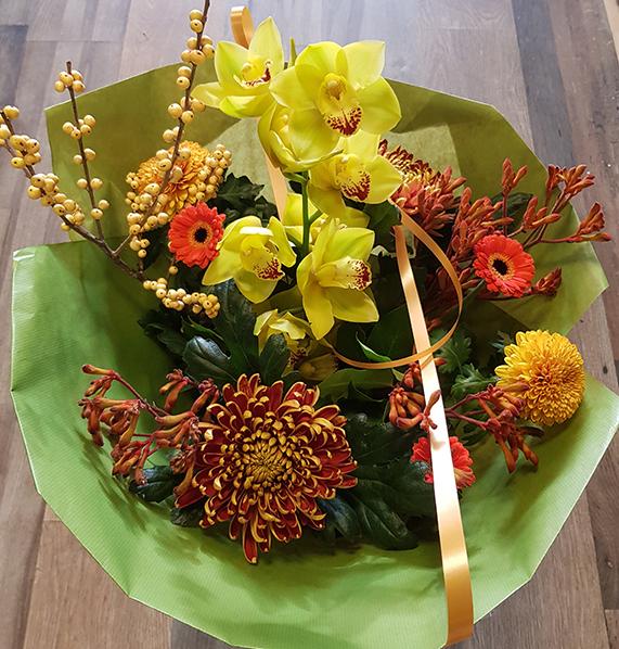 Orchidee Herfst